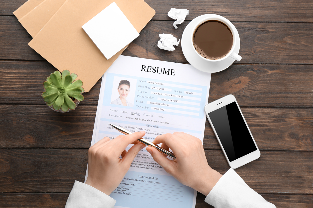 One of the questions you should ask during structured interviews are resume questions